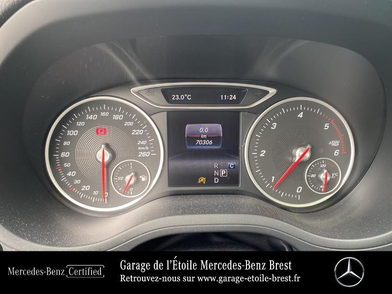 Photo 9 de l'offre de MERCEDES-BENZ Classe B 160 d 90ch Fascination 7G-DCT à 22490€ chez Garage de l'Étoile - Mercedes-Benz Brest