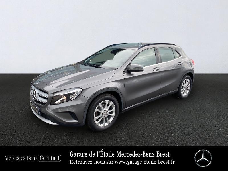 Mercedes-Benz Classe GLA 200 d Inspiration Diesel Gris Montagne Occasion à vendre