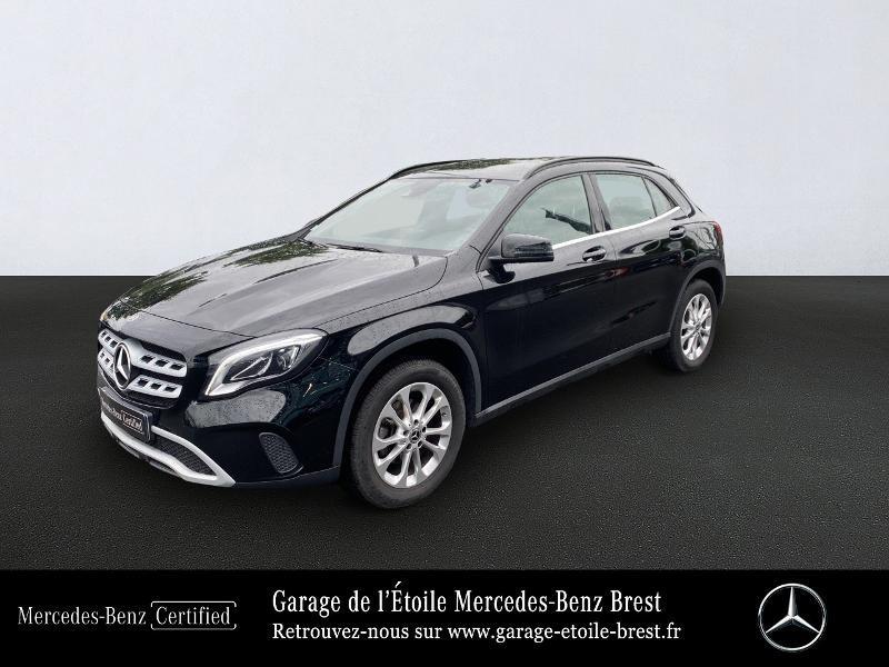 Mercedes-Benz Classe GLA 180 d Business Edition 7G-DCT Diesel Noir Cosmos Occasion à vendre