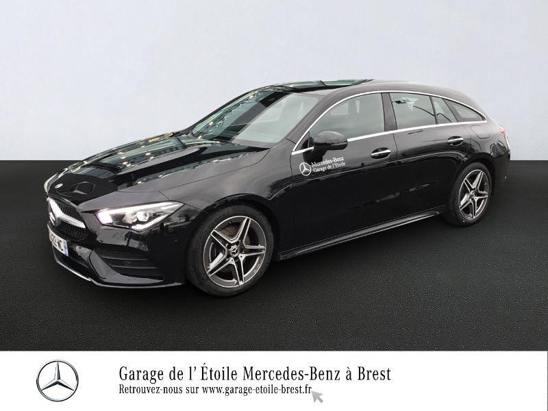 Mercedes-Benz CLA Shooting Brake 200 d 150ch AMG Line 8G-DCT Diesel Noir Cosmos Occasion à vendre