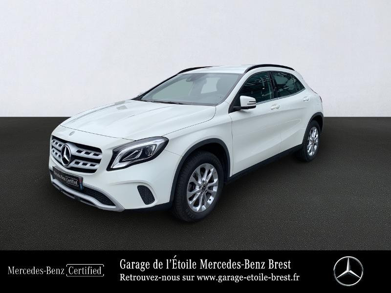 Mercedes-Benz Classe GLA 180 d Inspiration 7G-DCT Diesel Blanc Cirrus Occasion à vendre