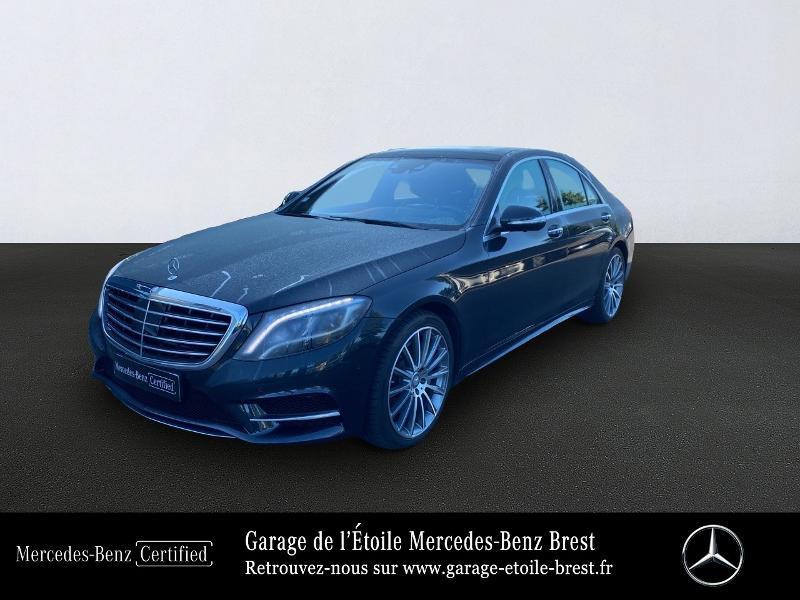 Mercedes-Benz Classe S 350 d Executive 4Matic 7G-Tronic Plus Diesel Noir Magnétite Occasion à vendre