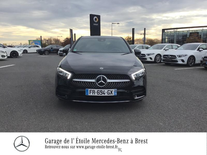 Photo 5 de l'offre de MERCEDES-BENZ Classe A 180 d 116ch AMG Line 7G-DCT à 34990€ chez Garage de l'Étoile - Mercedes-Benz Brest