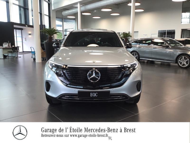 Photo 5 de l'offre de MERCEDES-BENZ EQC 400 408ch Edition 1886 4Matic à 72990€ chez Garage de l'Étoile - Mercedes-Benz Brest