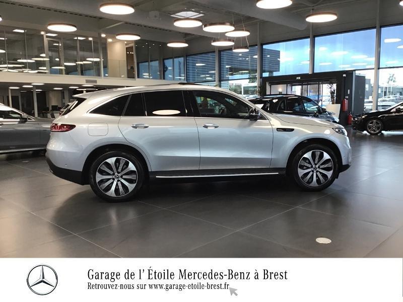 Photo 4 de l'offre de MERCEDES-BENZ EQC 400 408ch Edition 1886 4Matic à 72990€ chez Garage de l'Étoile - Mercedes-Benz Brest