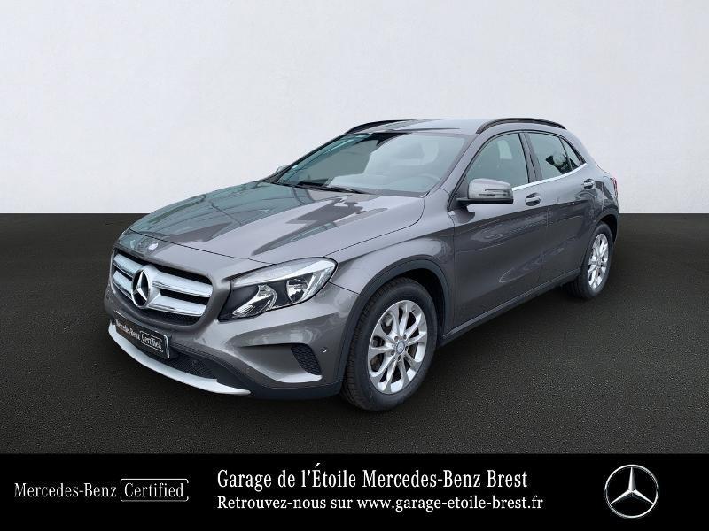 Mercedes-Benz Classe GLA 180 d Inspiration 7G-DCT Diesel Gris Montagne Occasion à vendre