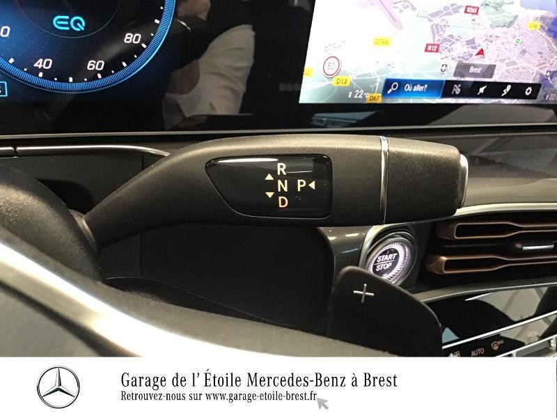 Photo 10 de l'offre de MERCEDES-BENZ EQC 400 408ch Edition 1886 4Matic à 72990€ chez Garage de l'Étoile - Mercedes-Benz Brest