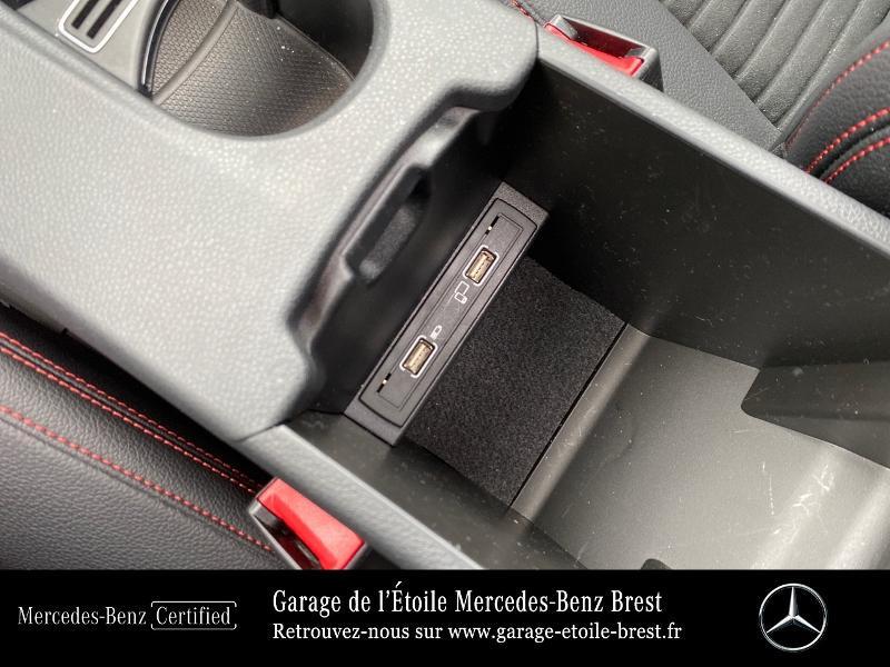 Photo 28 de l'offre de MERCEDES-BENZ CLA Shooting Brake 180 Fascination 7G-DCT Euro6d-T à 31490€ chez Garage de l'Étoile - Mercedes-Benz Brest
