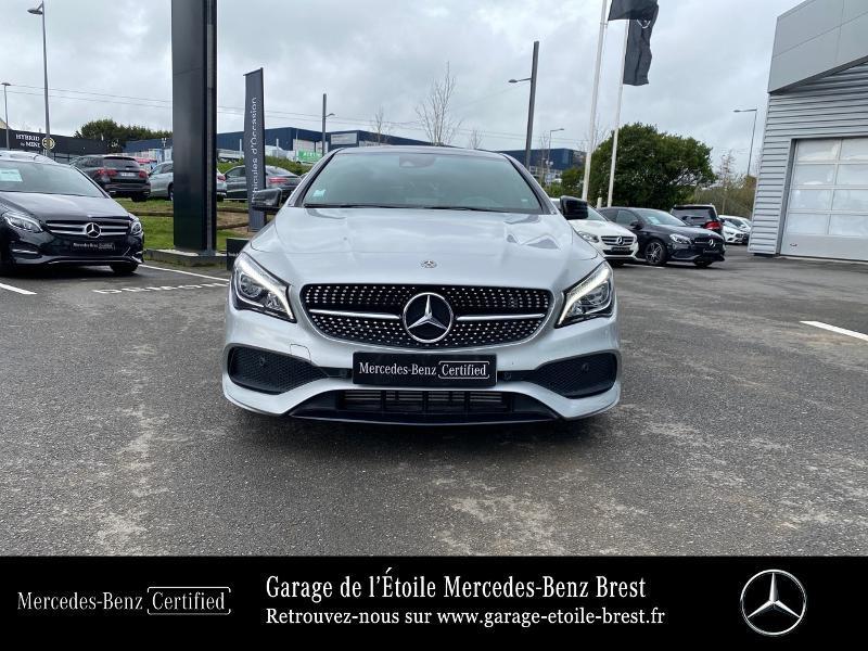 Photo 5 de l'offre de MERCEDES-BENZ CLA Shooting Brake 180 Fascination 7G-DCT Euro6d-T à 31490€ chez Garage de l'Étoile - Mercedes-Benz Brest