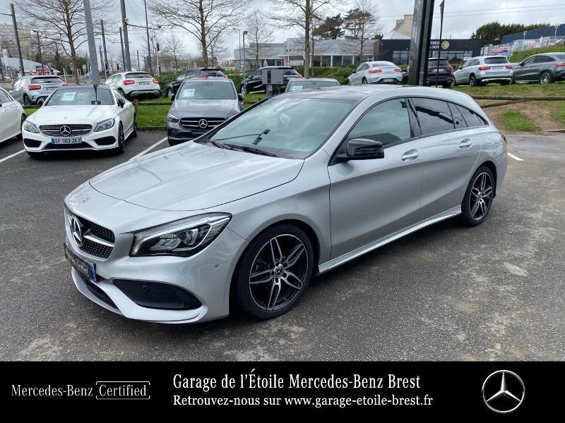 Photo 31 de l'offre de MERCEDES-BENZ CLA Shooting Brake 180 Fascination 7G-DCT Euro6d-T à 31490€ chez Garage de l'Étoile - Mercedes-Benz Brest