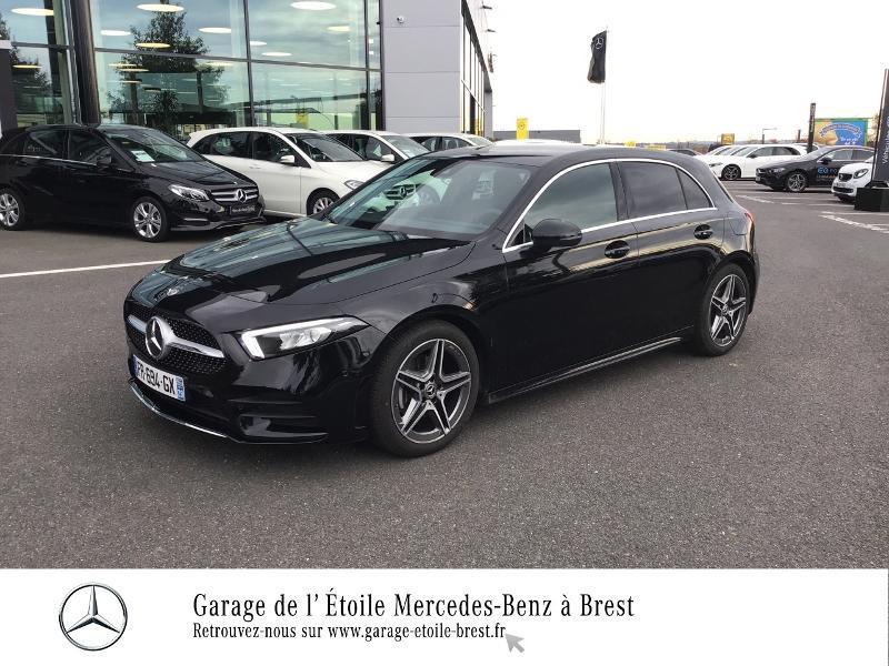 Photo 24 de l'offre de MERCEDES-BENZ Classe A 180 d 116ch AMG Line 7G-DCT à 34990€ chez Garage de l'Étoile - Mercedes-Benz Brest