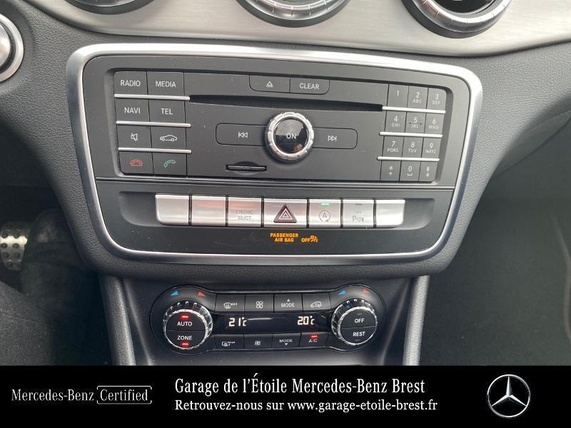 Photo 21 de l'offre de MERCEDES-BENZ CLA Shooting Brake 180 Fascination 7G-DCT Euro6d-T à 31490€ chez Garage de l'Étoile - Mercedes-Benz Brest