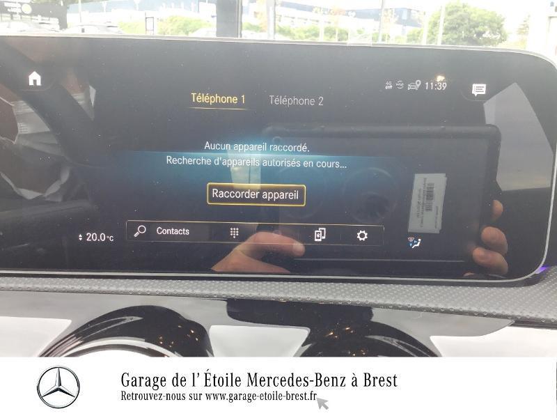 Photo 21 de l'offre de MERCEDES-BENZ Classe A 180 d 116ch AMG Line 7G-DCT à 34990€ chez Garage de l'Étoile - Mercedes-Benz Brest