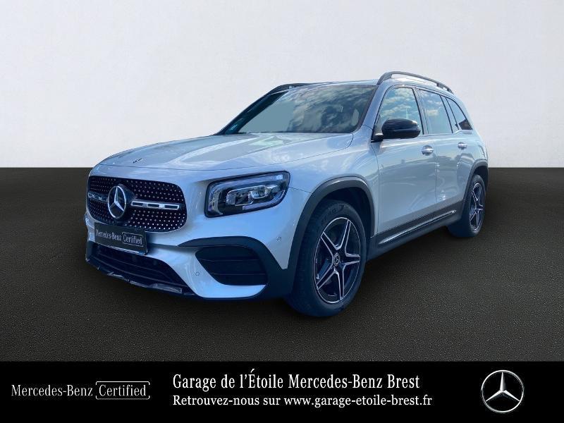 Mercedes-Benz GLB 200d 150ch AMG Line 8G DCT Diesel Argent Iridium Occasion à vendre