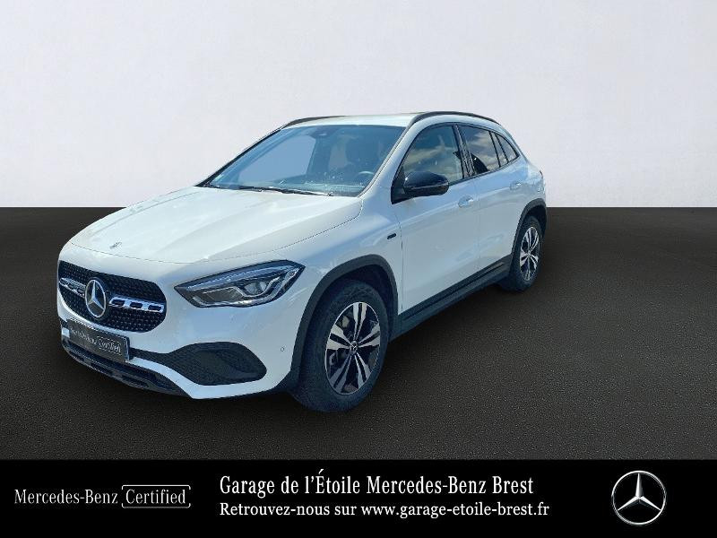 Mercedes-Benz Classe GLA 250 e 160+102ch Progressive Line 8G-DCT Hybride Blanc Polaire Occasion à vendre