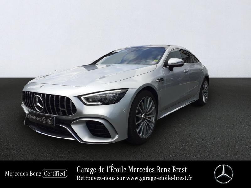 Mercedes-Benz AMG GT 4 Portes 63 AMG S 639ch 4Matic+ Speedshift MCT AMG Essence Argent Iridium Occasion à vendre