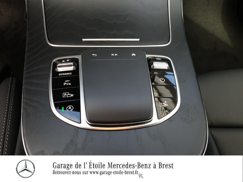 Photo 26 de l'offre de MERCEDES-BENZ Classe E Coupe 220 d 194ch AMG Line 9G-Tronic à 65990€ chez Garage de l'Étoile - Mercedes-Benz Brest