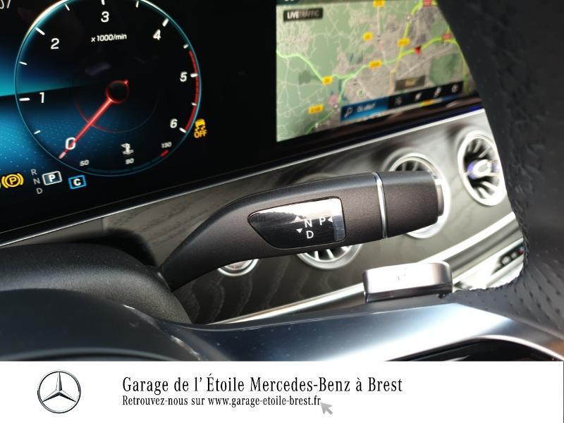 Photo 10 de l'offre de MERCEDES-BENZ Classe E Coupe 220 d 194ch AMG Line 9G-Tronic à 65990€ chez Garage de l'Étoile - Mercedes-Benz Brest