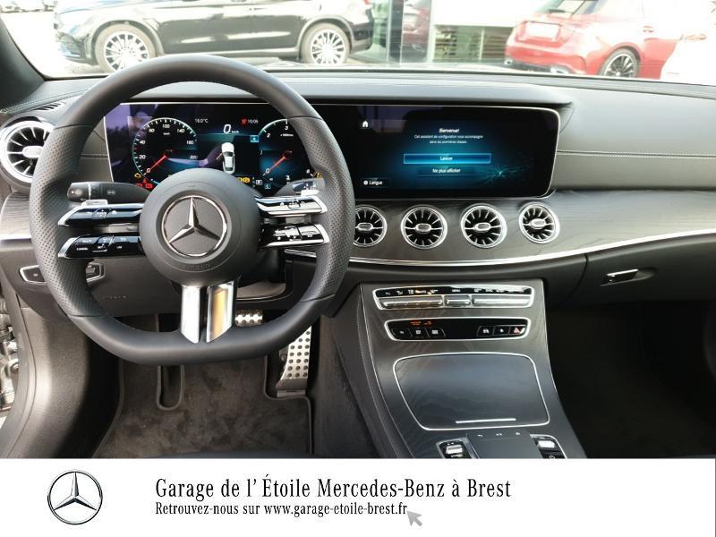 Photo 6 de l'offre de MERCEDES-BENZ Classe E Coupe 220 d 194ch AMG Line 9G-Tronic à 65990€ chez Garage de l'Étoile - Mercedes-Benz Brest