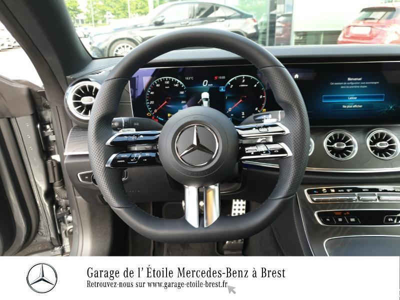 Photo 7 de l'offre de MERCEDES-BENZ Classe E Coupe 220 d 194ch AMG Line 9G-Tronic à 65990€ chez Garage de l'Étoile - Mercedes-Benz Brest