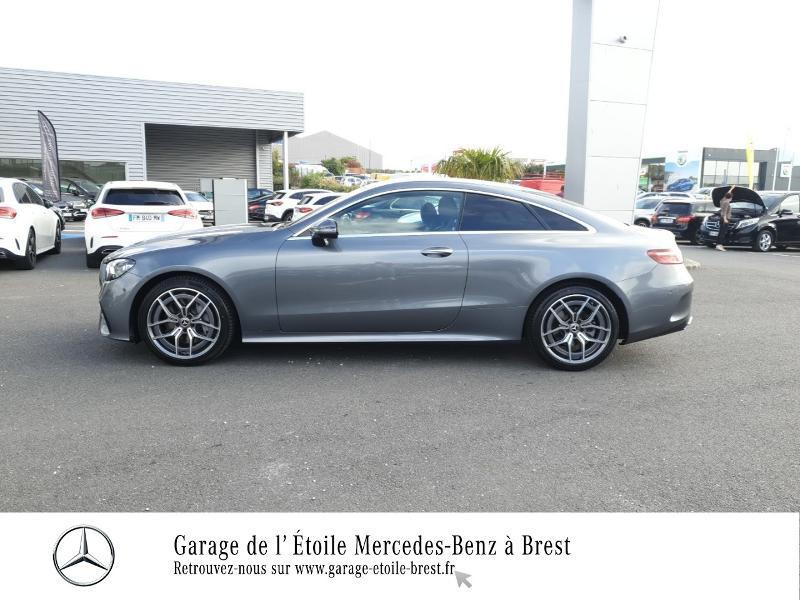 Photo 2 de l'offre de MERCEDES-BENZ Classe E Coupe 220 d 194ch AMG Line 9G-Tronic à 65990€ chez Garage de l'Étoile - Mercedes-Benz Brest