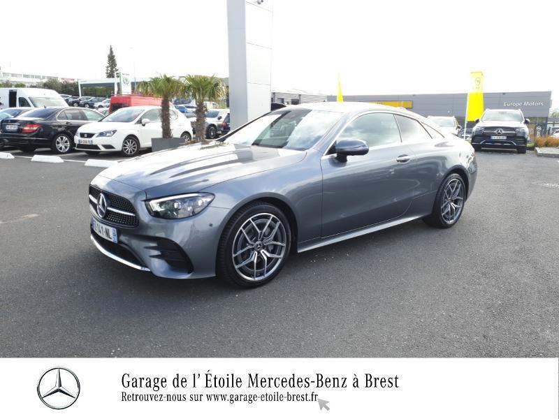 Photo 30 de l'offre de MERCEDES-BENZ Classe E Coupe 220 d 194ch AMG Line 9G-Tronic à 65990€ chez Garage de l'Étoile - Mercedes-Benz Brest