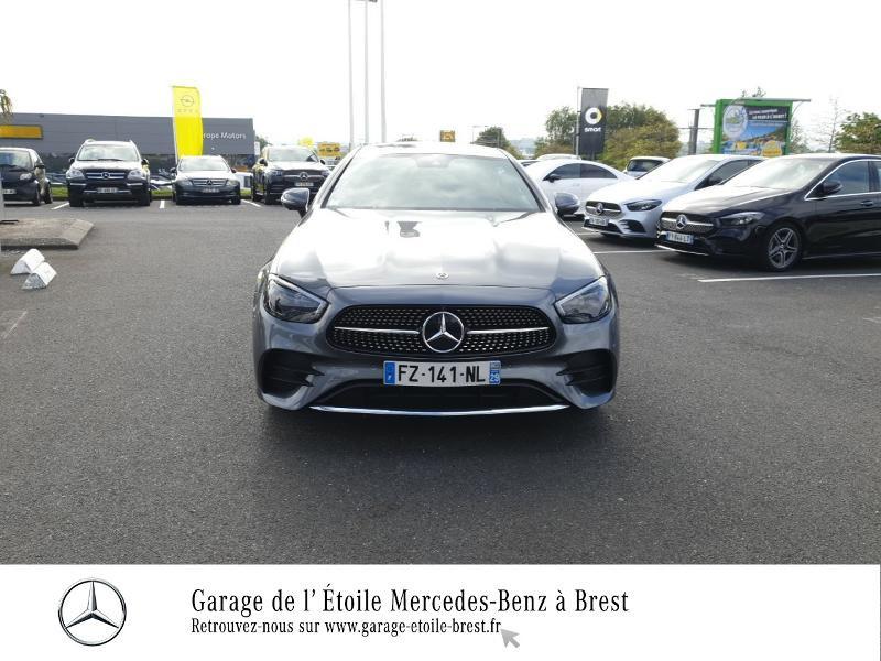 Photo 5 de l'offre de MERCEDES-BENZ Classe E Coupe 220 d 194ch AMG Line 9G-Tronic à 65990€ chez Garage de l'Étoile - Mercedes-Benz Brest