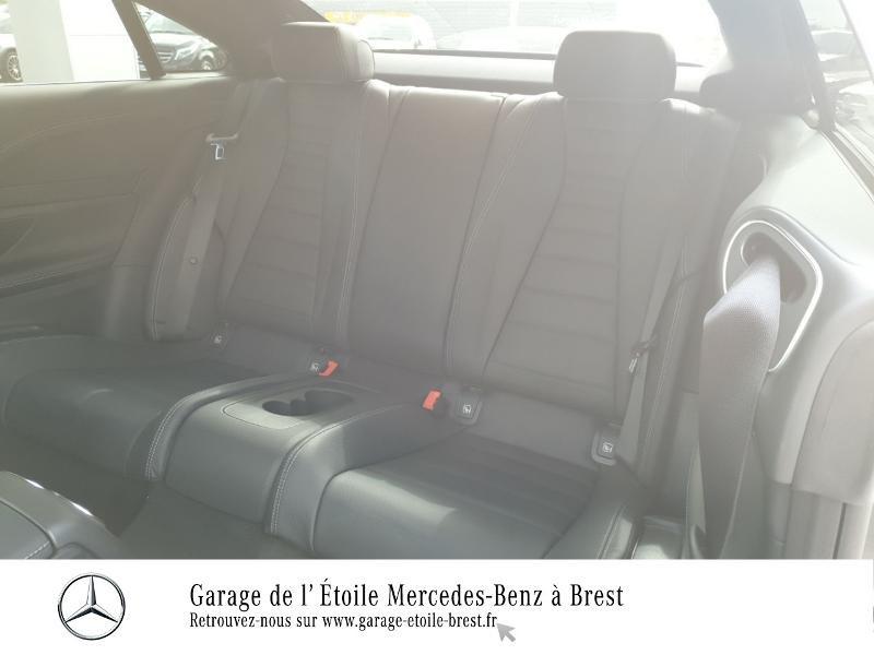 Photo 11 de l'offre de MERCEDES-BENZ Classe E Coupe 220 d 194ch AMG Line 9G-Tronic à 65990€ chez Garage de l'Étoile - Mercedes-Benz Brest