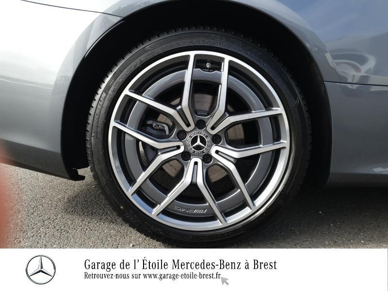 Photo 14 de l'offre de MERCEDES-BENZ Classe E Coupe 220 d 194ch AMG Line 9G-Tronic à 65990€ chez Garage de l'Étoile - Mercedes-Benz Brest