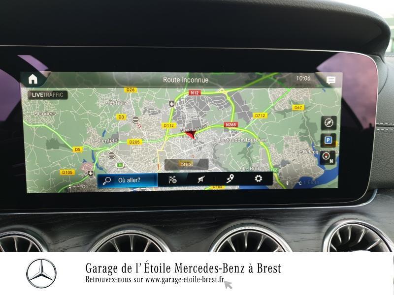 Photo 8 de l'offre de MERCEDES-BENZ Classe E Coupe 220 d 194ch AMG Line 9G-Tronic à 65990€ chez Garage de l'Étoile - Mercedes-Benz Brest