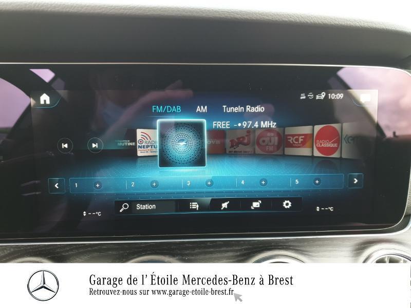 Photo 22 de l'offre de MERCEDES-BENZ Classe E Coupe 220 d 194ch AMG Line 9G-Tronic à 65990€ chez Garage de l'Étoile - Mercedes-Benz Brest
