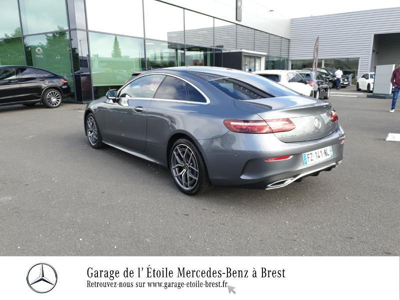 Photo 3 de l'offre de MERCEDES-BENZ Classe E Coupe 220 d 194ch AMG Line 9G-Tronic à 65990€ chez Garage de l'Étoile - Mercedes-Benz Brest
