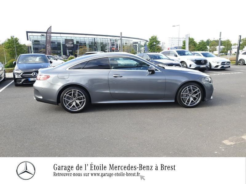Photo 4 de l'offre de MERCEDES-BENZ Classe E Coupe 220 d 194ch AMG Line 9G-Tronic à 65990€ chez Garage de l'Étoile - Mercedes-Benz Brest