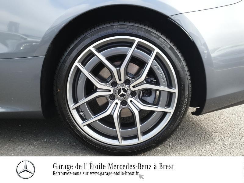 Photo 15 de l'offre de MERCEDES-BENZ Classe E Coupe 220 d 194ch AMG Line 9G-Tronic à 65990€ chez Garage de l'Étoile - Mercedes-Benz Brest