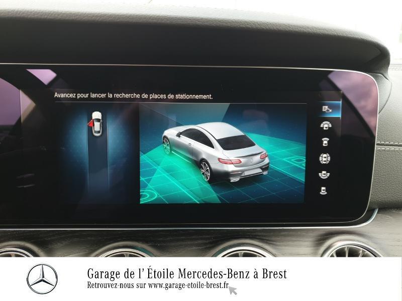 Photo 29 de l'offre de MERCEDES-BENZ Classe E Coupe 220 d 194ch AMG Line 9G-Tronic à 65990€ chez Garage de l'Étoile - Mercedes-Benz Brest