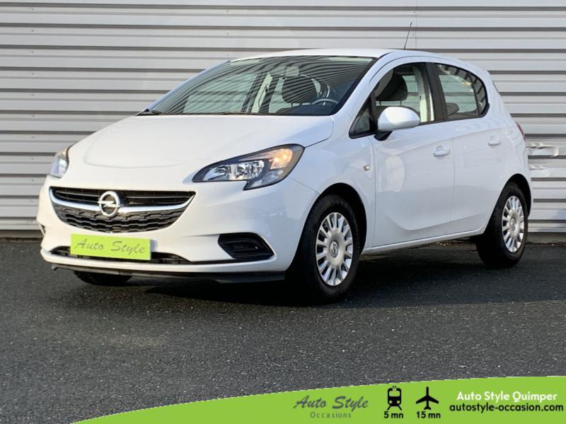 Photo 1 de l'offre de OPEL Corsa 1.4 90ch Enjoy 5p à 10990€ chez Auto Concept - Opel Quimper