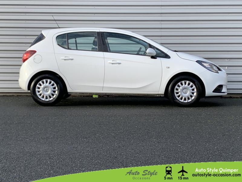 Photo 2 de l'offre de OPEL Corsa 1.4 90ch Enjoy 5p à 10990€ chez Auto Concept - Opel Quimper