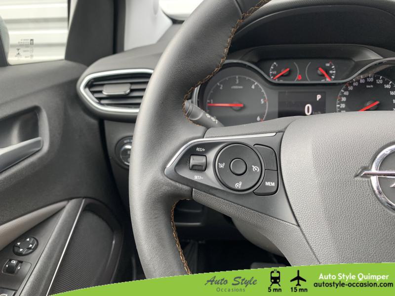 Photo 15 de l'offre de OPEL Crossland X 1.5 D 120ch Innovation BVA Euro 6d-T à 16490€ chez Auto Concept - Opel Quimper