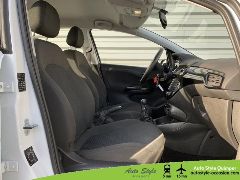 Photo 9 de l'offre de OPEL Corsa 1.4 90ch Enjoy 5p à 10990€ chez Auto Concept - Opel Quimper