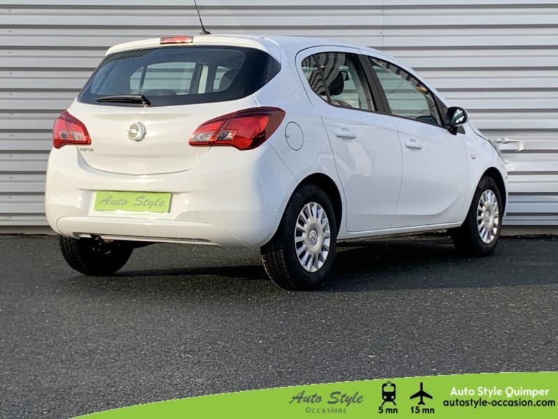 Photo 3 de l'offre de OPEL Corsa 1.4 90ch Enjoy 5p à 10990€ chez Auto Concept - Opel Quimper