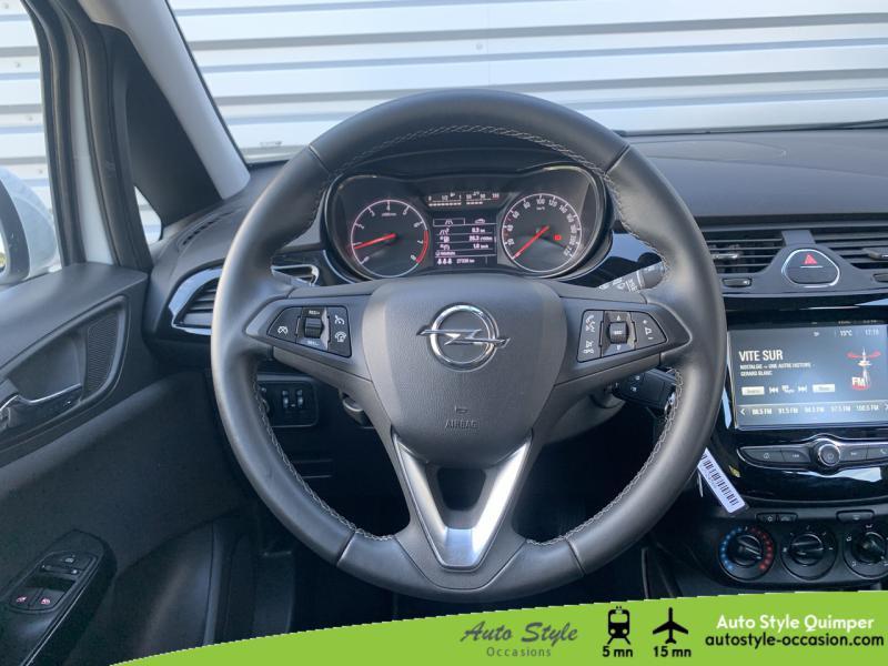 Photo 14 de l'offre de OPEL Corsa 1.4 90ch Design 120 ans Start/Stop 5p à 11490€ chez Auto Concept - Opel Quimper