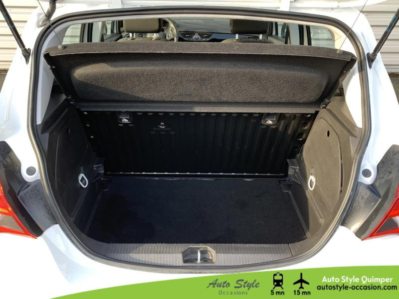 Photo 7 de l'offre de OPEL Corsa 1.4 90ch Enjoy 5p à 10990€ chez Auto Concept - Opel Quimper
