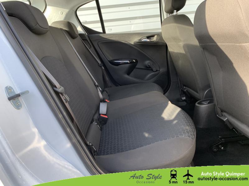 Photo 8 de l'offre de OPEL Corsa 1.4 90ch Enjoy 5p à 10990€ chez Auto Concept - Opel Quimper