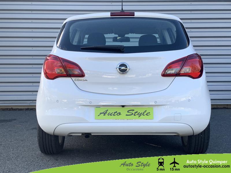 Photo 13 de l'offre de OPEL Corsa 1.4 90ch Design 120 ans Start/Stop 5p à 11490€ chez Auto Concept - Opel Quimper