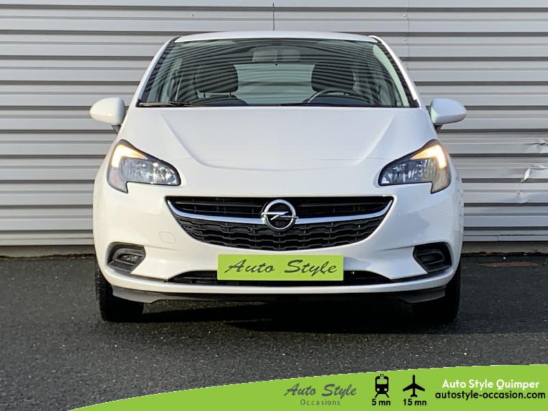 Photo 10 de l'offre de OPEL Corsa 1.4 90ch Enjoy 5p à 10990€ chez Auto Concept - Opel Quimper