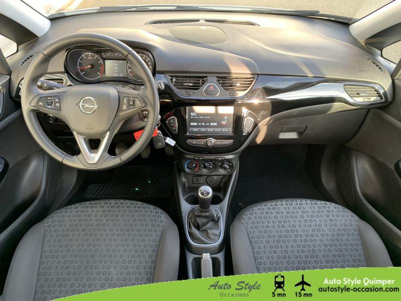 Photo 5 de l'offre de OPEL Corsa 1.4 90ch Enjoy 5p à 10990€ chez Auto Concept - Opel Quimper