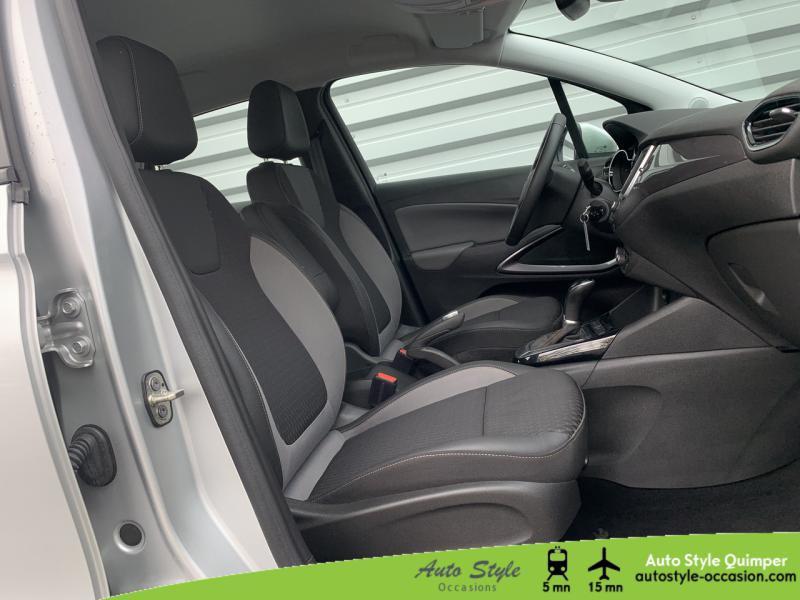 Photo 12 de l'offre de OPEL Crossland X 1.5 D 120ch Innovation BVA Euro 6d-T à 16490€ chez Auto Concept - Opel Quimper
