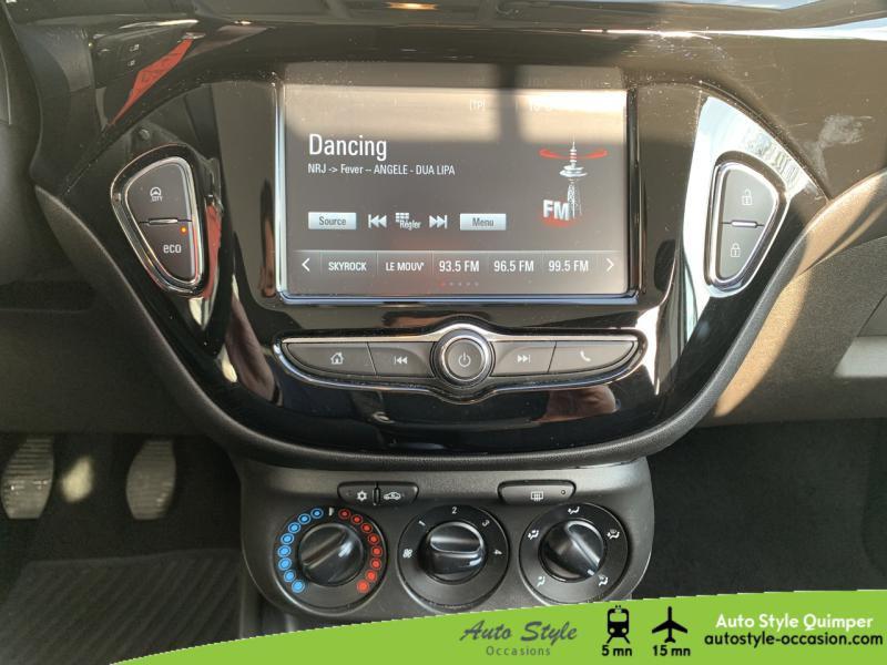 Photo 6 de l'offre de OPEL Corsa 1.4 90ch Enjoy 5p à 10990€ chez Auto Concept - Opel Quimper