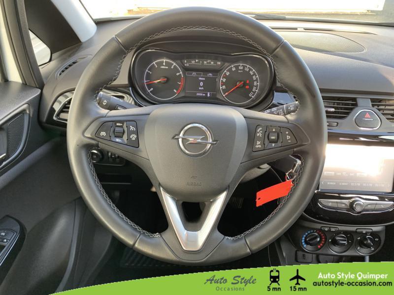 Photo 12 de l'offre de OPEL Corsa 1.4 90ch Enjoy 5p à 10990€ chez Auto Concept - Opel Quimper