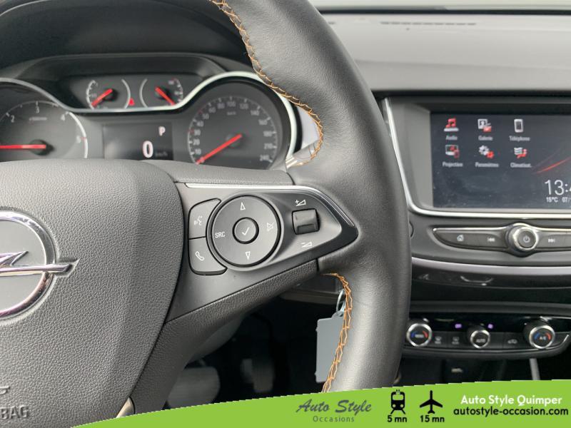 Photo 16 de l'offre de OPEL Crossland X 1.5 D 120ch Innovation BVA Euro 6d-T à 16490€ chez Auto Concept - Opel Quimper